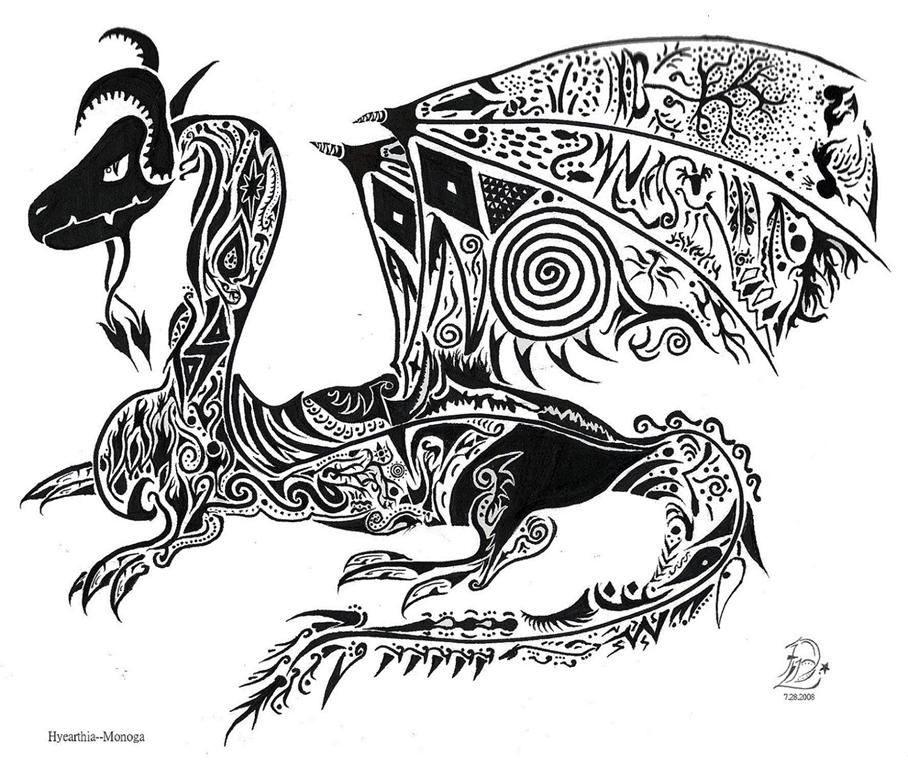 Hynaerthia by sognodrago