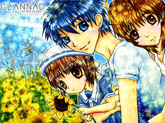 CLANNAD - After Story - by smzeldarules