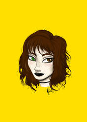 The Girl by LuluHimeChannel