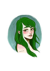 OC: Olivia by LuluHimeChannel