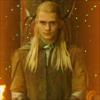 Legolas icon by cynjader