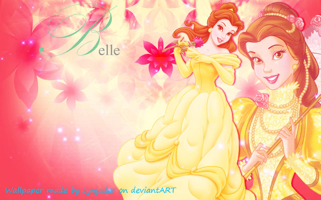 Belle Wallpaper By Cynjader