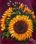 Sunflowers II by j0rosa