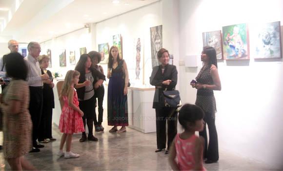 Jasmin Orosa Solo Exhibition(2)