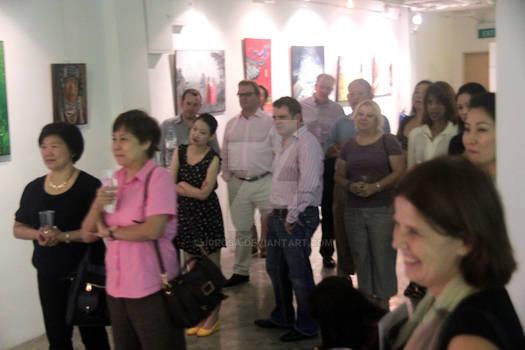 Jasmin Orosa Solo Exhibition(3)