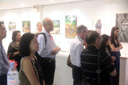 Jasmin Orosa Solo Exhibition(4)
