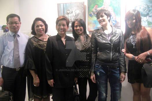 Jasmin Orosa Solo Exhibition(5)