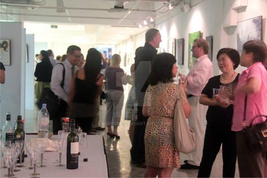 Jasmin Orosa Solo Exhibition(6)