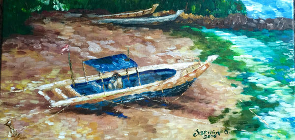 Jas a Boat by j0rosa