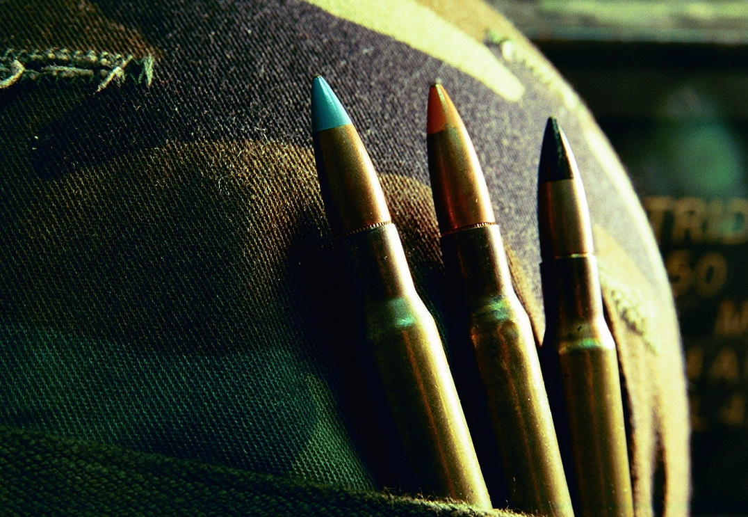 30-06 cartridges - WWII by nitsuj-ex