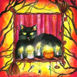 Black Cat - Amelia