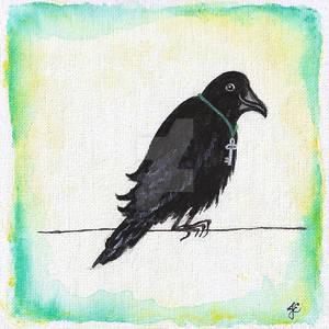 Crow and Key
