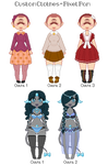 .:Custom Clothes - PixelPam:. by Dokii-Lokii