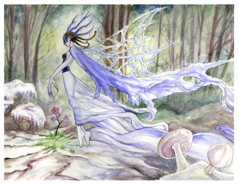 The Ice Faerie's Breath