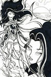 Arashiko Splash Page by AngelaSasser