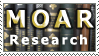 MOAR Research Stamp