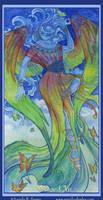 Winged Iris