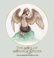Gilded Wings by AngelaSasser