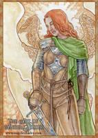 Guide My Blade by AngelaSasser
