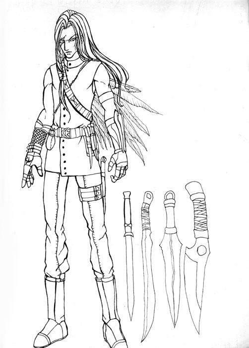 Melakim-Weapon Study