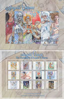 Angelic Visions Calendar by AngelaSasser