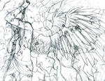 Archangel Uriel-WIP
