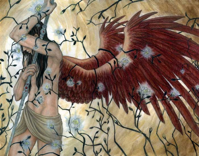 Archangel Series-Uriel