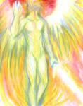 Archangel Series-Raphael by AngelaSasser