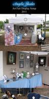 Anatomy of an Art Fair Display by AngelaSasser