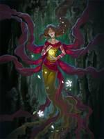 Persephone, Queen of the Underworld by AngelaSasser