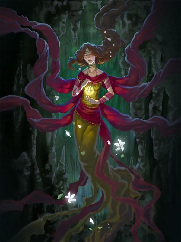 Persephone, Queen of the Underworld