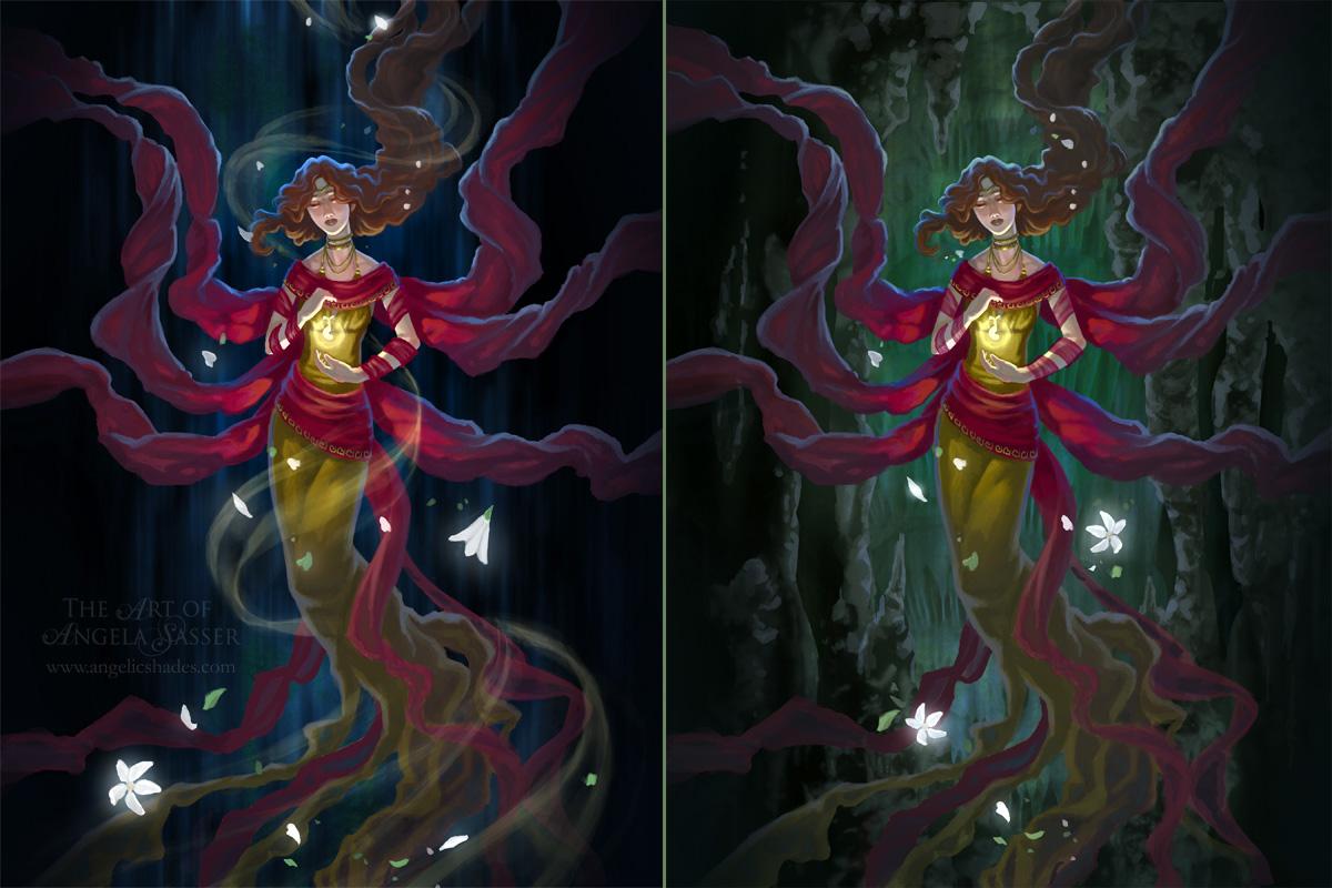 Persephone Comparison