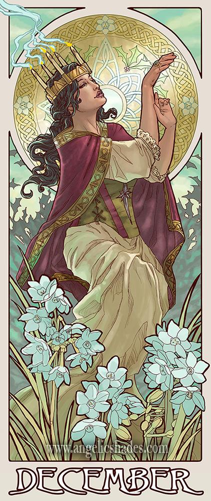 Lady of December