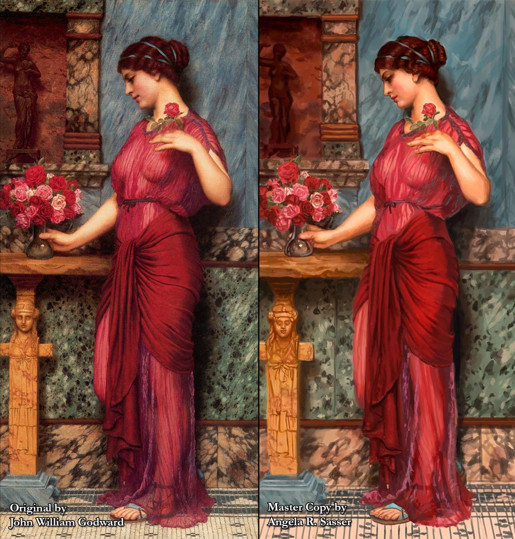 Master Copy - Offering to Venus