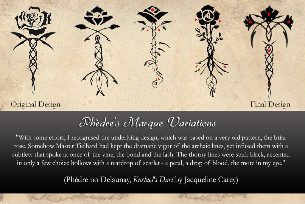 Phedre's Marque Variations by AngelaSasser