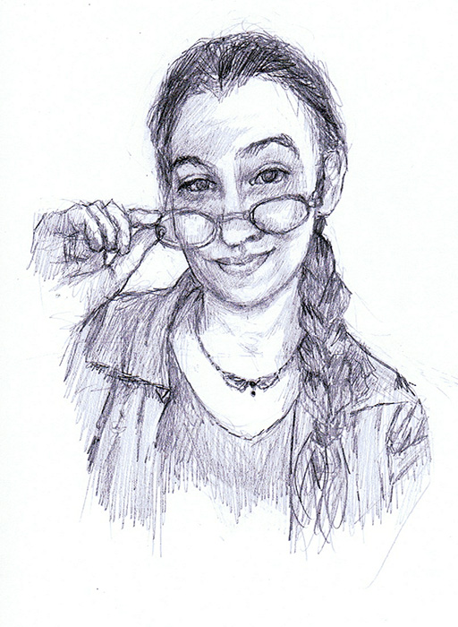 Self-Portrait Day