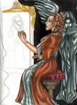 Nosferatu Reflection by AngelaSasser