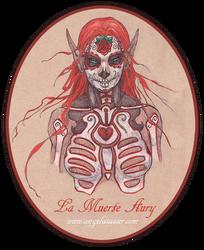 La Muerte Aury by AngelaSasser