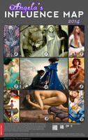 My Influence Map 2014