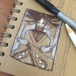 Thumbnail Sketch - The Rope Maiden