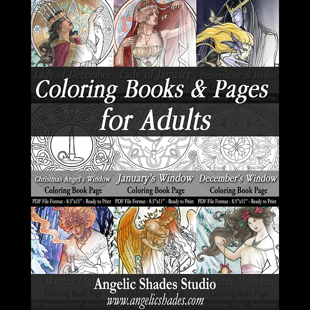 Coloring Books And Pages For Adults 7 14 2015 By