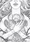 Patreon Sketch - Royal Dreamer