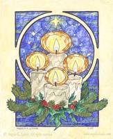 Winter Offering by AngelaSasser