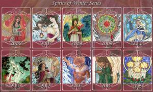 Spirits of Winter Series