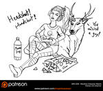CHARACTER JAM: Gamer Girl Artemis