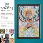 Butterfly Guardian Art Auction