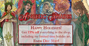 Angelic Shades Holiday Sale!