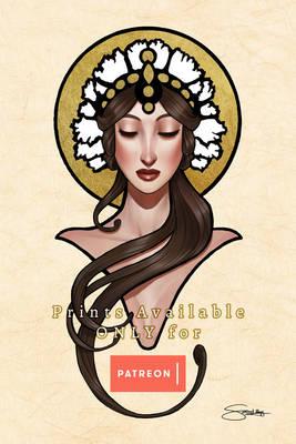 Lady of Eternity