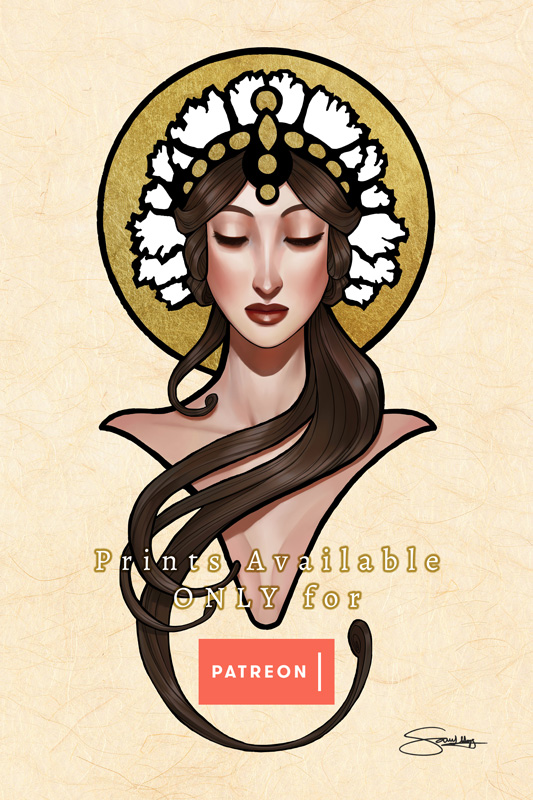 Lady of Eternity by AngelaSasser