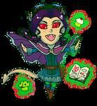 Chibi - Anko, Demon Baker!